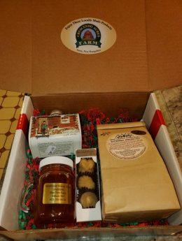 12 Oz Pure Nh Maple Syrup Amber Rich Taste Crescendo
